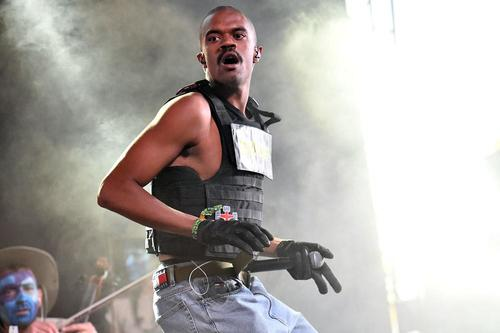 Ameer Vann Is No Longer A Member of Brockhampton
