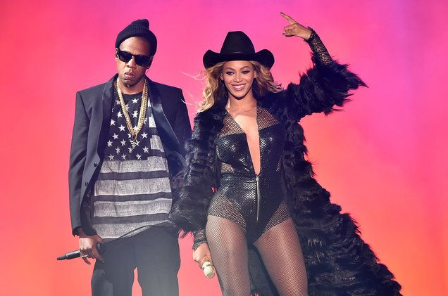 How Beyonce and Jay-Z Celebrated Their 10th Wedding Anniversary in L.A.