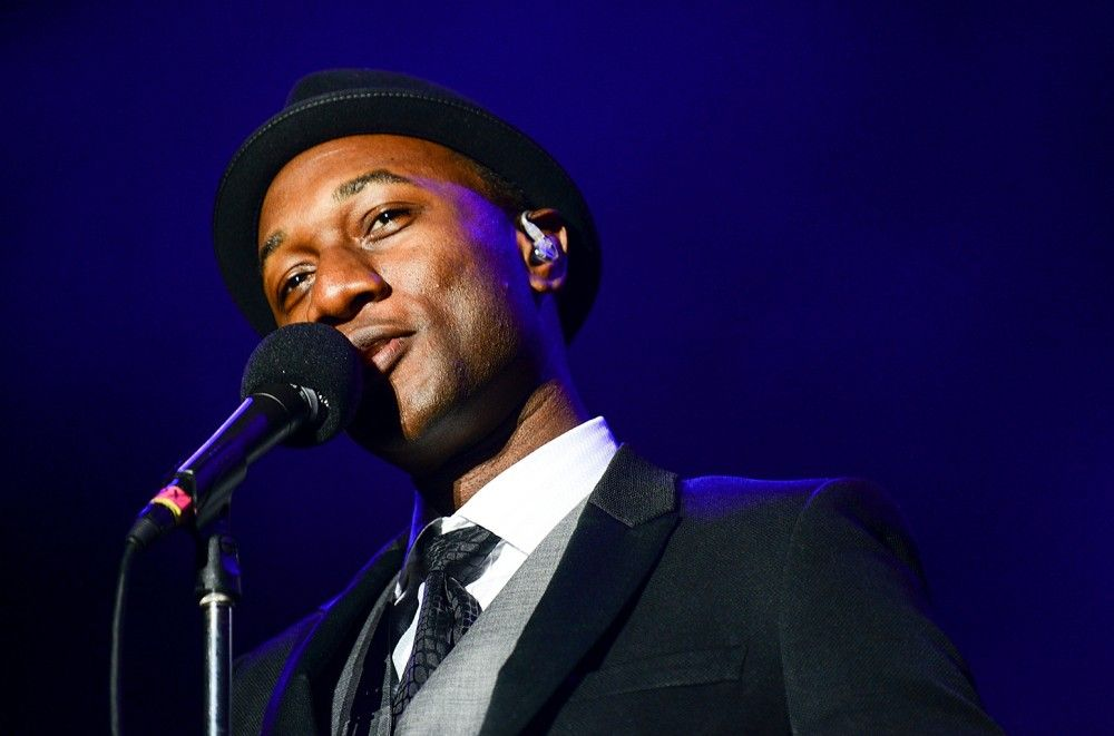 Aloe Blacc on 'America's Musical Journey' Doc, His Forthcoming Album & Unreleased Songs With Avicii