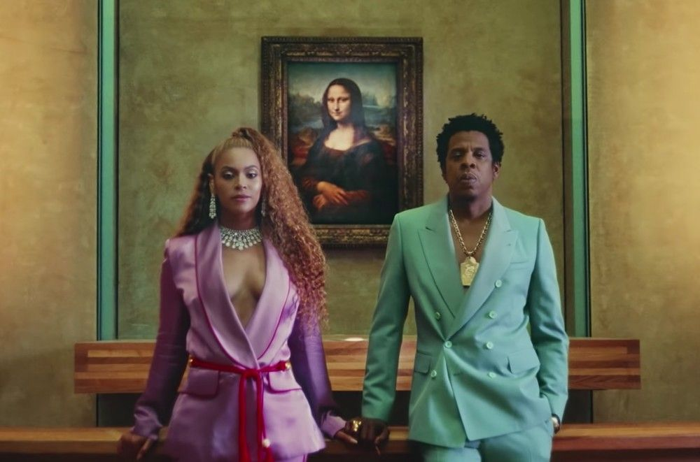 Beyonce & JAY-Z's 'Apeshit'  The Carters Take Over the Louvre, Call Out the Super Bowl and Grammys