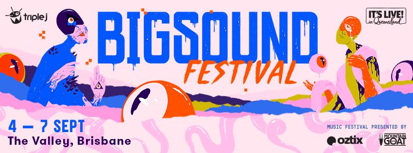 Bigsound announces first artist lineup for 2018