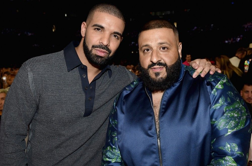 DJ Khaled Teases New Collaboration With Drake on Instagram