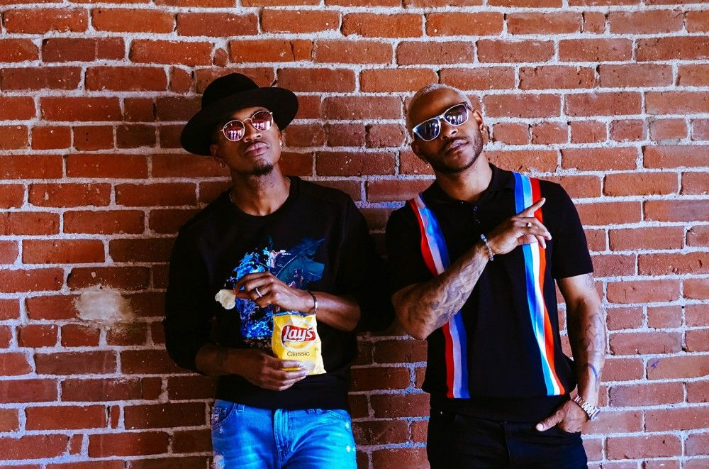 Eric Bellinger & Ne-Yo Transform Into Dance Instructors in 'Dirty Dancing'  Watch