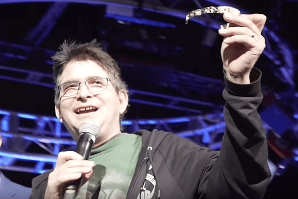 Legendary Nirvana Engineer Steve Albini Wins World Series of Poker Tournament