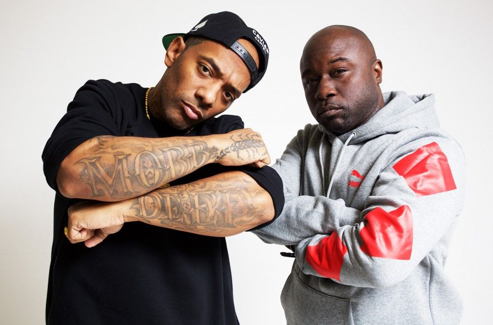 Mobb Deep Releases New Song 'Boom Goes the Cannon' For Latest Hamildrop: Listen