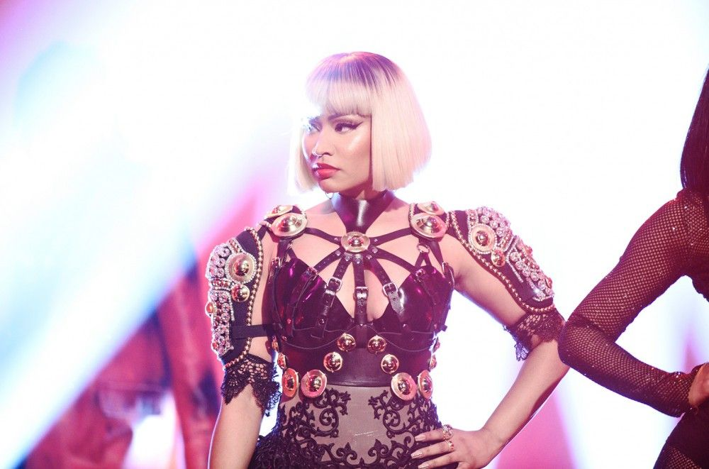 Nicki Minaj Goes Off On Man Criticizing Her 'Hypocritical' Sexual Lyrics