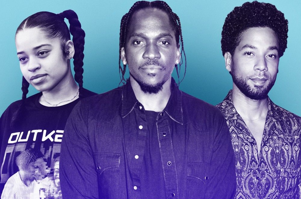 Pusha T, Ella Mai, Jussie Smollett & More Give Aspiring Artists Advice on How to Maintain Their Mental Health