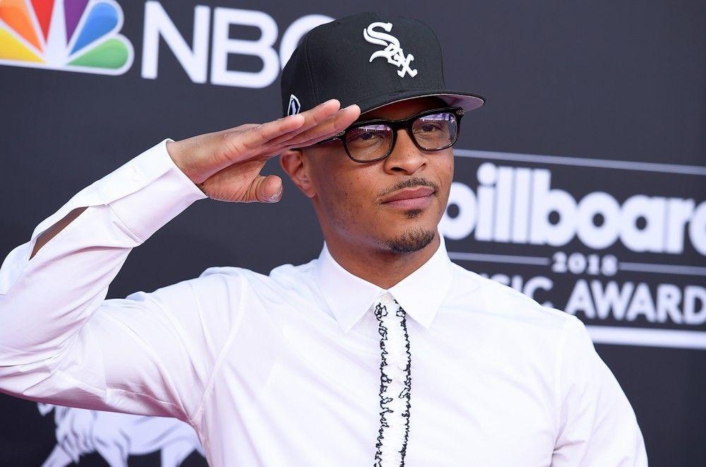T.I. Reveals His Favorite Roles, Talks J Prince's Business Influence & Explains Kanye West's Current Mind-Set