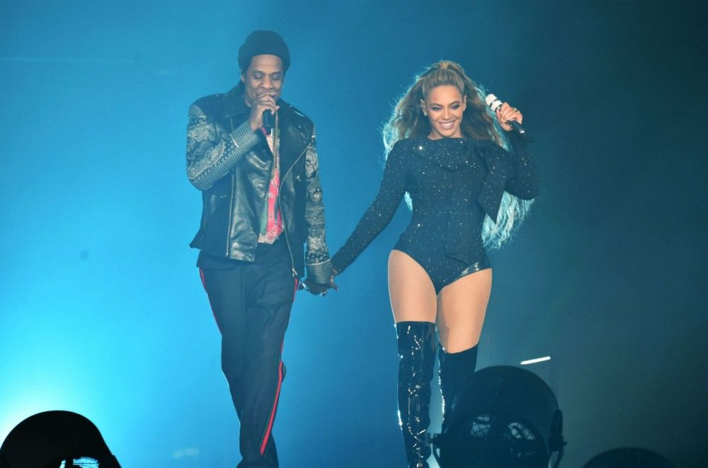 With 'Everything Is Love,' Beyoncé and JAY-Z Flex on Kanye West and the World