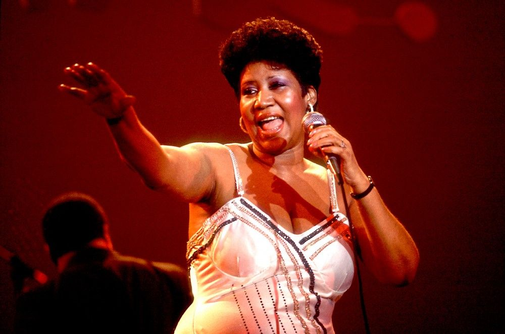 Aretha Franklin Nets Highest-Charting Album in 46 Years on Billboard 200 as '30 Greatest Hits' Re-Enters at No. 7