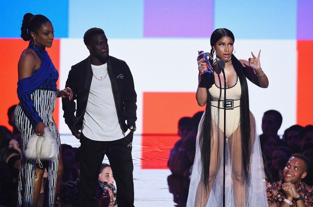 Here Are the Best Reactions to the Whole Tiffany Haddish/Fifth Harmony/Nicki Minaj VMAs Debacle