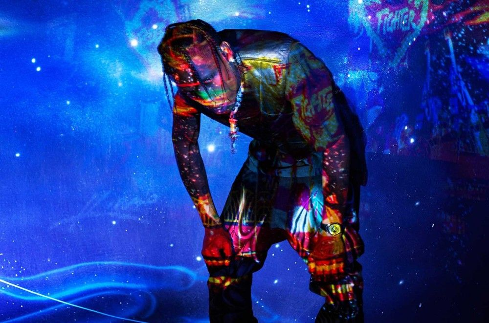 Travis Scott's 'Astroworld' Spends Second Week at No. 1 on Billboard 200 Albums Chart