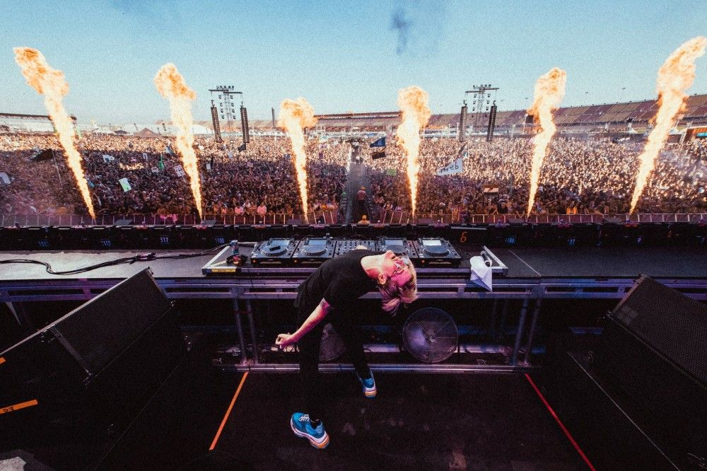"""Ghastly Releases Adult-Rated New Track """"This Song Scares People"""""""