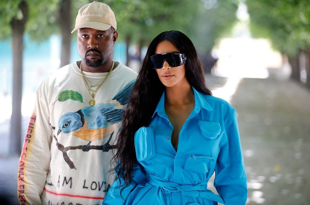 Kanye West Calls Out Drake, Nick Cannon & Tyson Beckford in Defense of Kim Kardashian: 'None of Y'all Speak on My Wife'