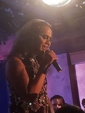 Masque-Review of Raja Live on the Laurie Beechman Theater