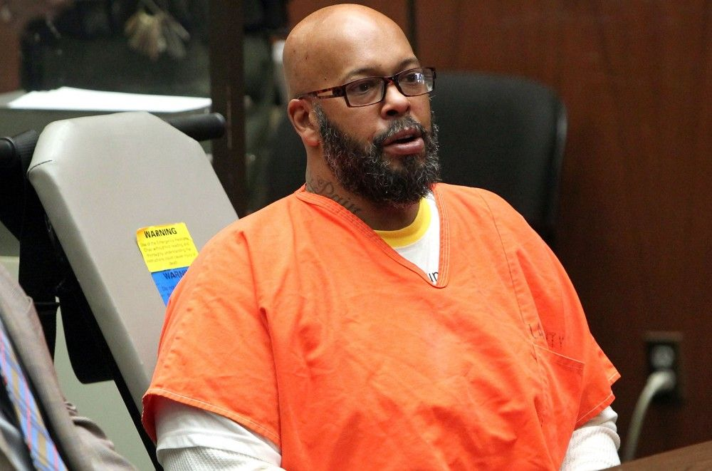 Suge Knight Pleads No Contest to Manslaughter, Agrees to 28-Year Sentence