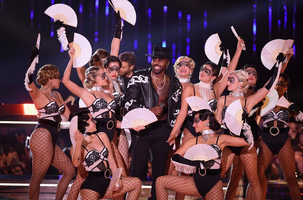 Jason Derulo Performs 'Goodbye' With Nicki Minaj & David Guetta at