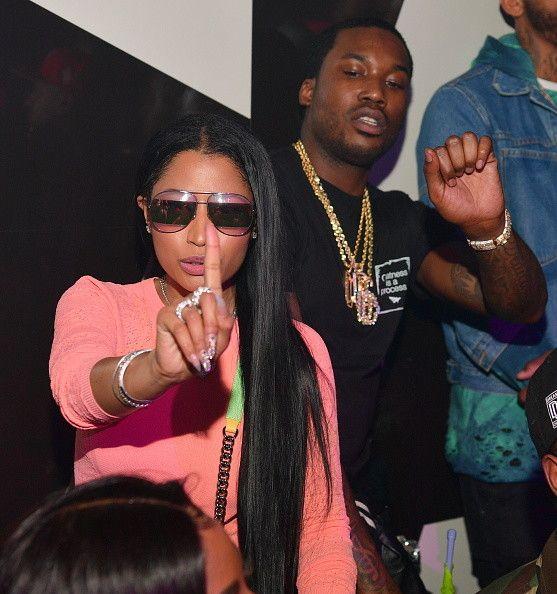 What Does Nicki Minaj Have On Her Ex Bae Meek Mill?