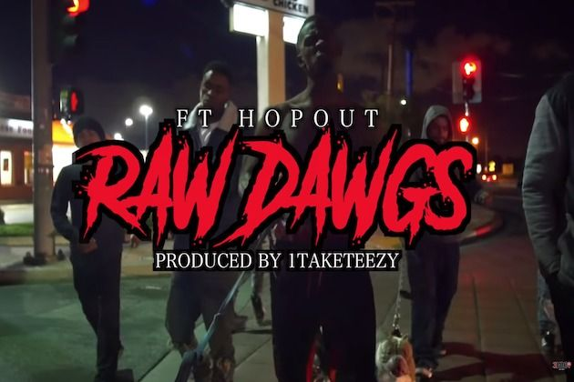 FT Hopout – Raw Dawgs