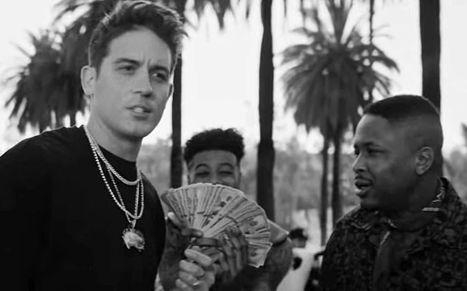 G-Eazy & Blueface – West Cost Ft  YG & Allback * This Song