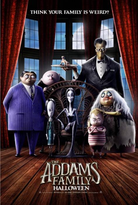 MGM Is Set To Release 'The Addams Family' This Halloween (Movie Trailer)