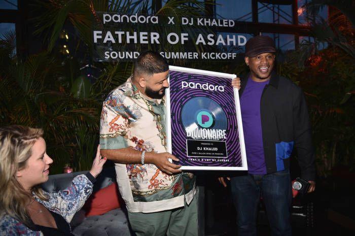 Pandora x DJ Khaled: Father of Asahd Sound of Summer Kick-Off in NYC (Recap)