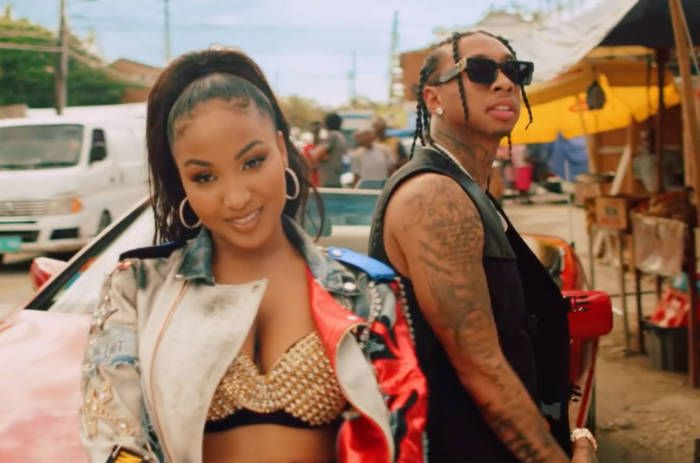 Shenseea – Blessed Ft. Tyga