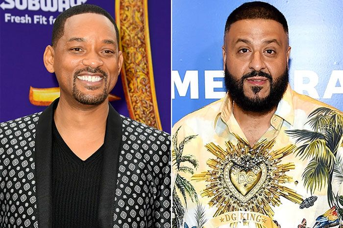 Will Smith – Friend Like Me Ft. DJ Khaled