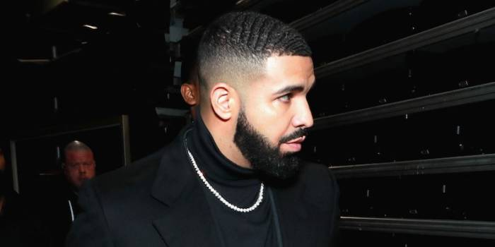 Drake Shares Father's Day Art From His Son!
