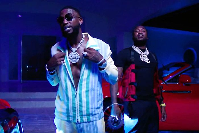 Gucci Mane & Meek Mill – Backwards