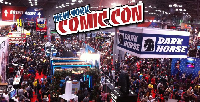 New York Comic Con is Coming October 3-6 2019!