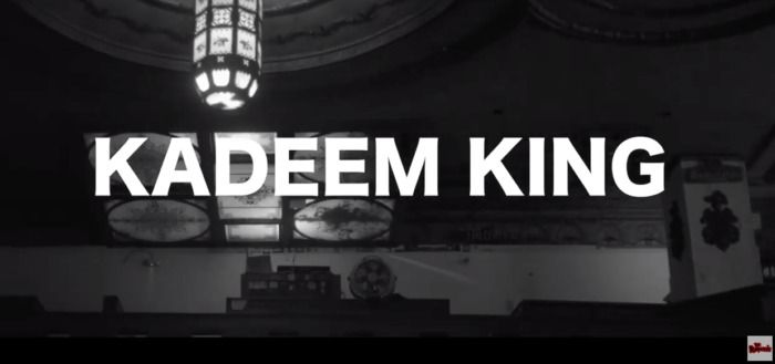 Kadeem King – Touchdown