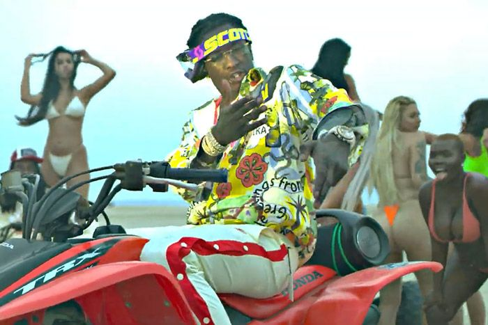 Young Thug – Surf Ft. Gunna