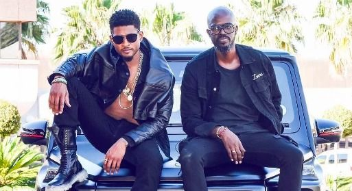 Usher – LaLaLa (Prod. by Black Coffee)