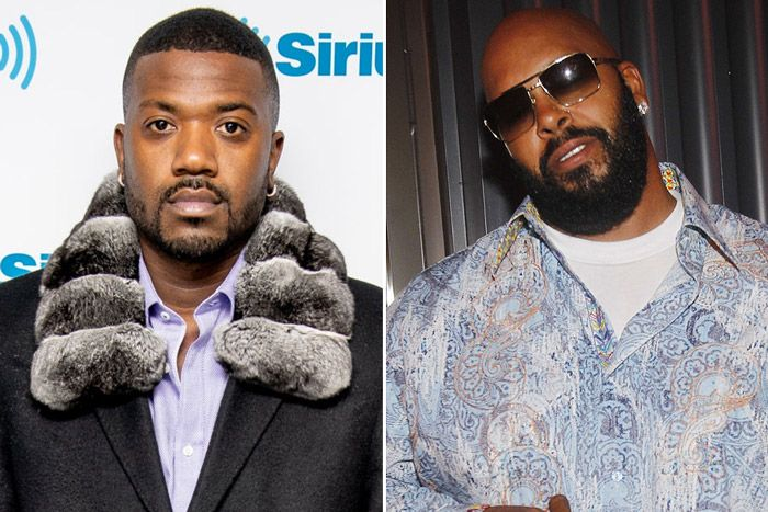 Suge Knight Appoints Ray J With His Life Story!