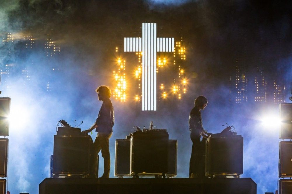 "Justice Are Giving Away Lifetime Guestlist ""Golden Tickets"" for Christmas & I NEED One"