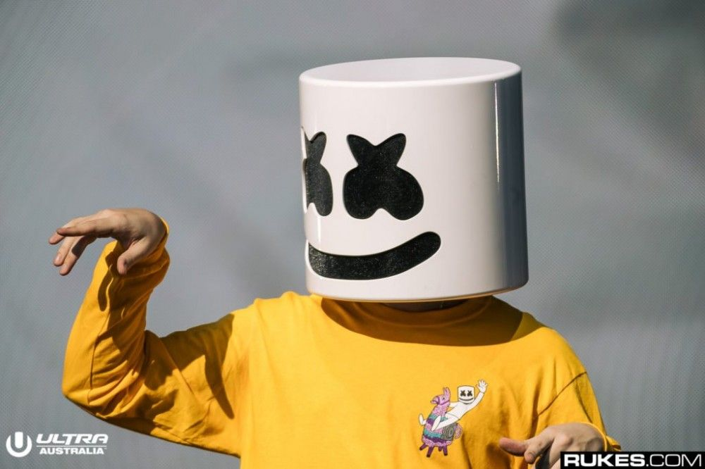 Marshmello Drops His First Mix In Four Years To Wrap Up 2019