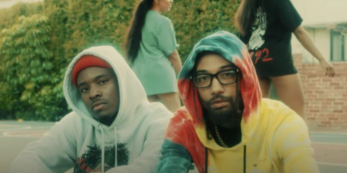"IDK & PNB Rock Drops ""End of Discussion"" Video"