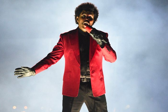 the-weeknd-vmas-2020 The Weeknd Kicked Off The 2020 MTV VMA's!