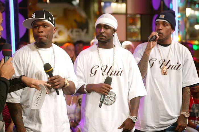 g-unit-trl G-Unit? What's That? 50 Cent Wants No Parts! (Video)