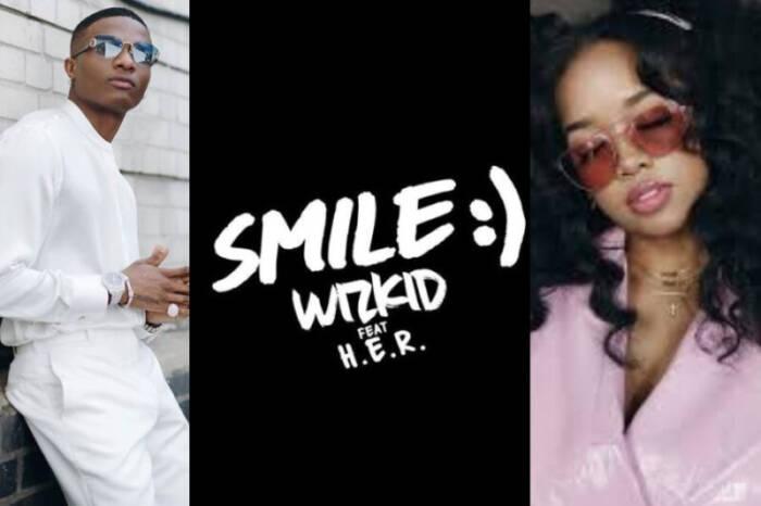 WIZKID & H.E.R. – Smile (Video)