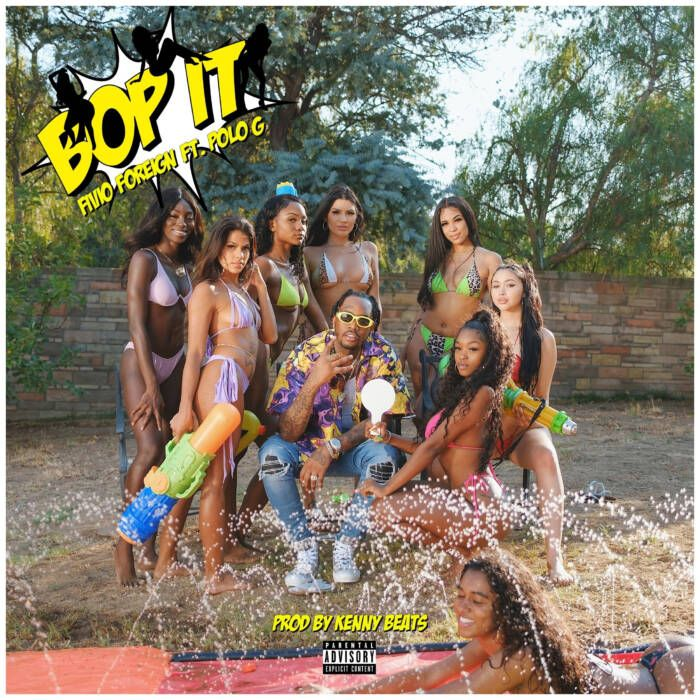"""unnamed FIVIO FOREIGN, POLO G, AND KENNY BEATS DROP NEW MUSIC VIDEO FOR """"BOP IT"""""""