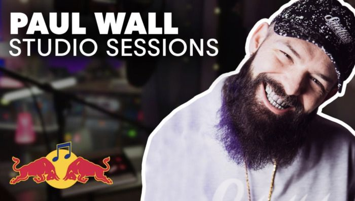unnamed-4 In Studio w/ Paul Wall at Red Bull Music Studios- New LP & Doc Out Now!