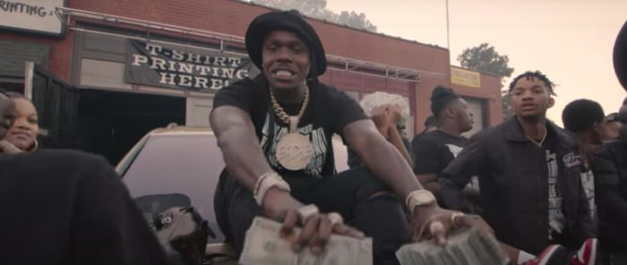 """Screen-Shot-2020-10-08-at-1.53.47-PM DaBaby Pulls Up To His Old 'Hood For """"Practice"""" Video!"""