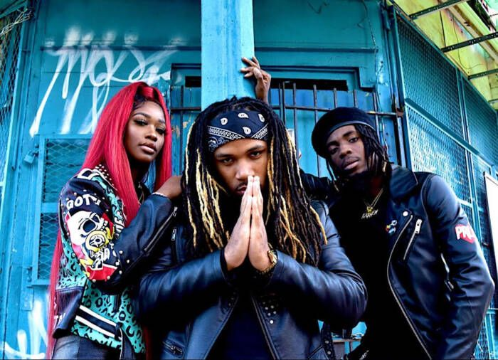 unnamed-31 Philadelphia trio, PRLM CHLD, Share their 7-Track, Debut EP, 'PRLM, Vol. 1'
