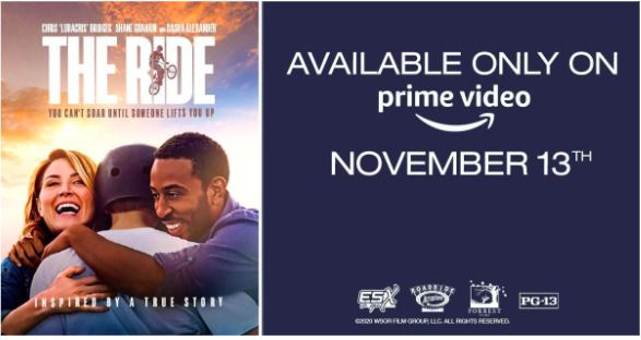"unnamed-1-16 Inspirational Drama ""The Ride"" Starring Chris 'Ludacris' Bridges Slated for Digital Release on Amazon Prime Video"
