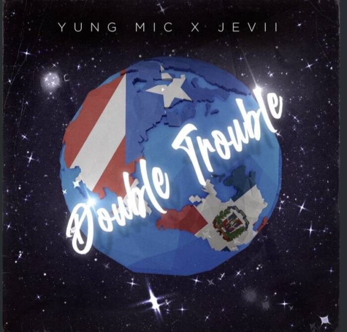 """1_fuJgj7gfuyY2Eqfk5Rxy4Q Yung Mic and Jevii drop a new project titled, """"Double Trouble"""""""