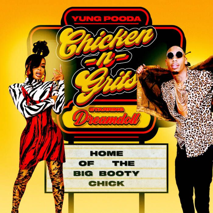 """unnamed-7 TEXAS RAPPER YUNG POODA DELIVERS """"CHICKEN 'N GRITS"""" VISUAL FEATURING DREAMDOLL"""