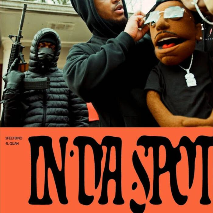 "unnamed-36 2FeetBino Stays 10 Toes Down On New Single and Video ""In Da Spot"" with 4L Quan"