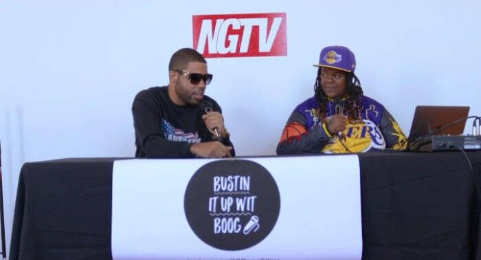 Shell Boog Gets With Q The Question & Talk The Rap Industry, Hustlin, & More